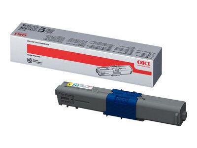 OKI MC853/873 Toner gelb f.7.300 Seiten