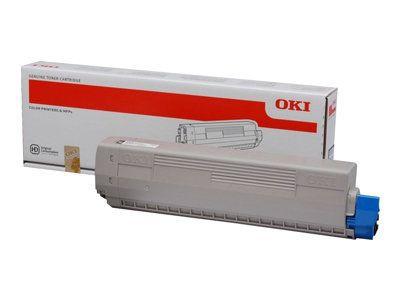 OKI MC853/873 Toner Schwarz fuer 7.000 Seiten