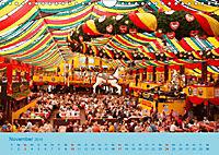 Oktoberfest 2019. Impressionen von der Wiesn in München (Wandkalender 2019 DIN A4 quer) - Produktdetailbild 11