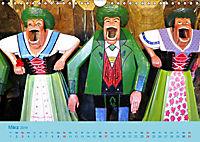 Oktoberfest 2019. Impressionen von der Wiesn in München (Wandkalender 2019 DIN A4 quer) - Produktdetailbild 3