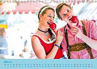Oktoberfest 2019. Impressionen von der Wiesn in München (Wandkalender 2019 DIN A4 quer) - Produktdetailbild 5