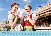 Oktoberfest 2019. Impressionen von der Wiesn in München (Wandkalender 2019 DIN A4 quer) - Produktdetailbild 10