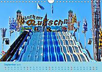 Oktoberfest 2019. Impressionen von der Wiesn in München (Wandkalender 2019 DIN A4 quer) - Produktdetailbild 9