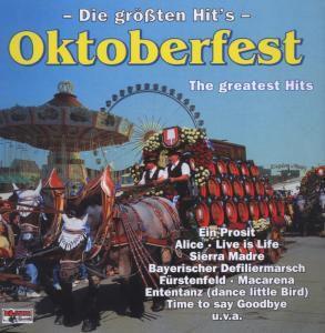 Oktoberfest (Die größten Hits), Diverse Interpreten