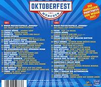Oktoberfest München - Größte Partyhits der Wiesn (2 CDs) - Produktdetailbild 1