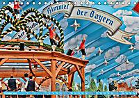 Oktoberfest München - o'zapft is (Tischkalender 2019 DIN A5 quer) - Produktdetailbild 10