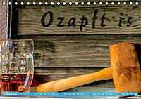 Oktoberfest München - o'zapft is (Tischkalender 2019 DIN A5 quer) - Produktdetailbild 2