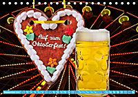 Oktoberfest München - o'zapft is (Tischkalender 2019 DIN A5 quer) - Produktdetailbild 9