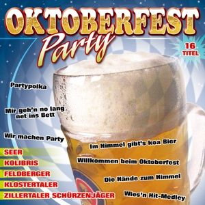 Oktoberfest Party, Diverse Interpreten