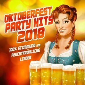 Oktoberfest Party Hits 2018, Diverse Interpreten