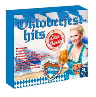 Oktoberfesthits - Das Beste (3 CDs)