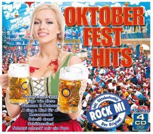 Oktoberfesthits (Inkl.Rock Mi, Diverse Interpreten