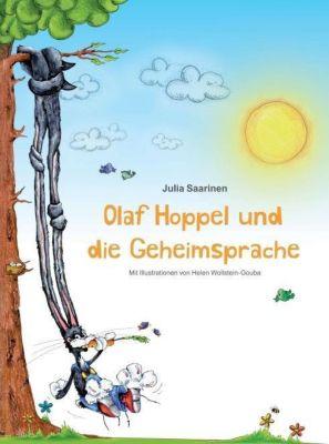 Olaf Hoppel und die Geheimsprache - Julia Saarinen |