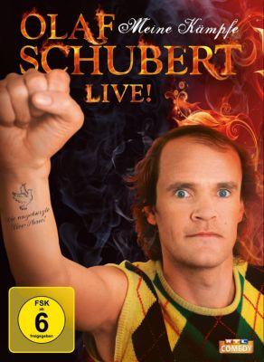 Olaf Schubert - Meine Kämpfe, Olaf Schubert