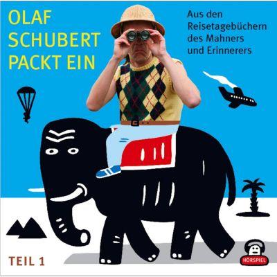 Olaf Schubert packt ein, Olaf Schubert