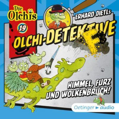 Olchi-Detektive: Olchi-Detektive 19 -Himmel, Furz und Wolkenbruch!, Erhard Dietl