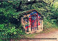 Old cabins in Germany - Vintage style (Wall Calendar 2019 DIN A3 Landscape) - Produktdetailbild 10