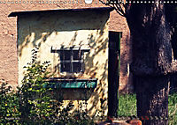 Old cabins in Germany - Vintage style (Wall Calendar 2019 DIN A3 Landscape) - Produktdetailbild 8