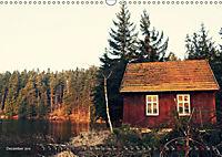 Old cabins in Germany - Vintage style (Wall Calendar 2019 DIN A3 Landscape) - Produktdetailbild 12