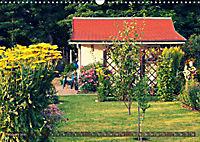 Old cabins in Germany - Vintage style (Wall Calendar 2019 DIN A3 Landscape) - Produktdetailbild 2