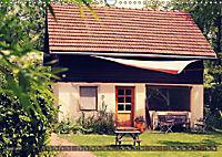 Old cabins in Germany - Vintage style (Wall Calendar 2019 DIN A3 Landscape) - Produktdetailbild 4