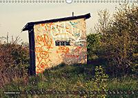 Old cabins in Germany - Vintage style (Wall Calendar 2019 DIN A3 Landscape) - Produktdetailbild 9