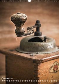 Old coffee grinders (Wall Calendar 2019 DIN A3 Portrait) - Produktdetailbild 10