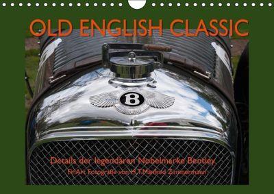 Old English Classic Details Der Legendären Nobelmarke Bentley
