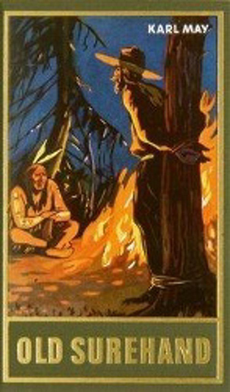 Old Surehand Buch Von Karl May Versandkostenfrei Bestellen