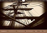 Old Times at Sea / UK Version (Wall Calendar 2019 DIN A4 Landscape) - Produktdetailbild 12