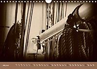 Old Times at Sea / UK Version (Wall Calendar 2019 DIN A4 Landscape) - Produktdetailbild 7