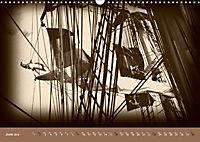 Old Times at Sea / UK Version (Wall Calendar 2019 DIN A3 Landscape) - Produktdetailbild 6