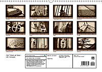 Old Times at Sea / UK Version (Wall Calendar 2019 DIN A3 Landscape) - Produktdetailbild 13