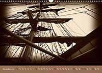 Old Times at Sea / UK Version (Wall Calendar 2019 DIN A3 Landscape) - Produktdetailbild 12