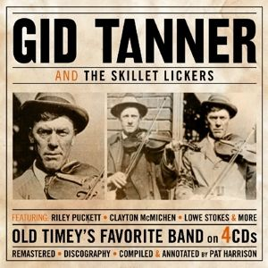Old Timey'S Favourite Band, Gid Tanner, Skillet Lickers