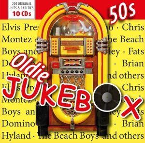 Oldie Juke-Box Voll.2, Diverse Interpreten