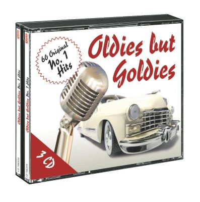 Oldies but Goldies - 60 No.1 Hits, Diverse Interpreten