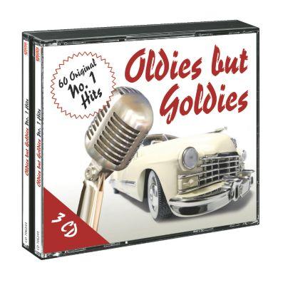 Oldies but Goldies - 60 No.1 Hits, Diverse Interpreten
