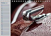 Oldtimer - Chrom, Glanz, Nostalgie (Tischkalender 2019 DIN A5 quer) - Produktdetailbild 8