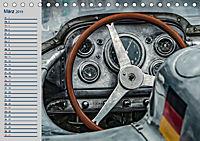 Oldtimer - Chrom, Glanz, Nostalgie (Tischkalender 2019 DIN A5 quer) - Produktdetailbild 3