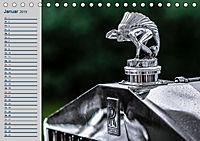 Oldtimer - Chrom, Glanz, Nostalgie (Tischkalender 2019 DIN A5 quer) - Produktdetailbild 1