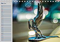 Oldtimer - Chrom, Glanz, Nostalgie (Tischkalender 2019 DIN A5 quer) - Produktdetailbild 5