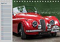 Oldtimer - Chrom, Glanz, Nostalgie (Tischkalender 2019 DIN A5 quer) - Produktdetailbild 4