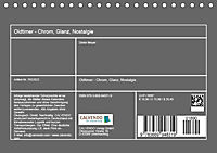 Oldtimer - Chrom, Glanz, Nostalgie (Tischkalender 2019 DIN A5 quer) - Produktdetailbild 13