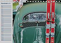 Oldtimer - Chrom, Glanz, Nostalgie (Tischkalender 2019 DIN A5 quer) - Produktdetailbild 11