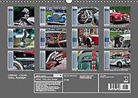 Oldtimer - Chrom, Glanz, Nostalgie (Wandkalender 2019 DIN A3 quer) - Produktdetailbild 3