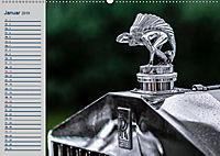 Oldtimer - Chrom, Glanz, Nostalgie (Wandkalender 2019 DIN A2 quer) - Produktdetailbild 1
