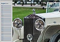 Oldtimer - Chrom, Glanz, Nostalgie (Wandkalender 2019 DIN A2 quer) - Produktdetailbild 8