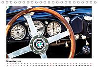 Oldtimer - Cockpits vergangener Zeiten (Tischkalender 2019 DIN A5 quer) - Produktdetailbild 11