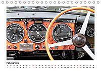 Oldtimer - Cockpits vergangener Zeiten (Tischkalender 2019 DIN A5 quer) - Produktdetailbild 2